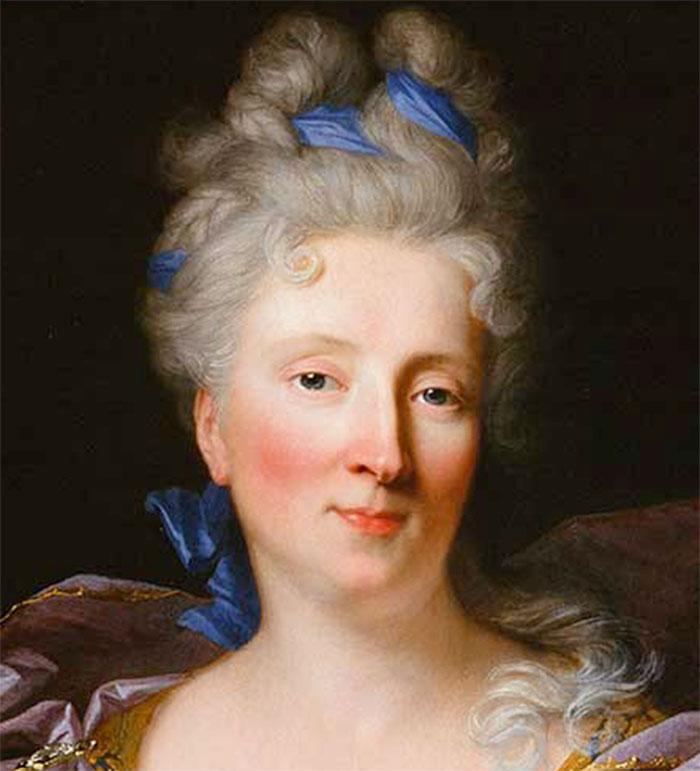 Portrait de la comtesse de Lignières