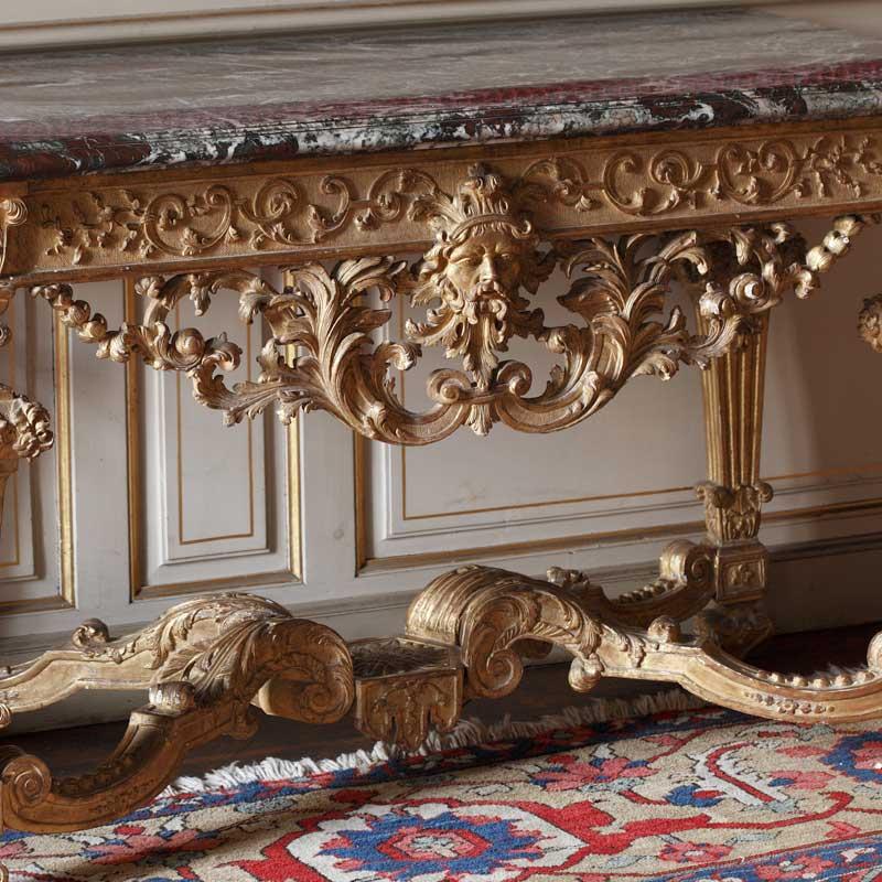 Console Louis XIV