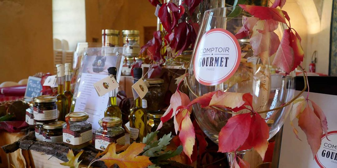 COMPTOIR GOURMET est heureux de participer à l'édition 2017 du Salon des Vins de France