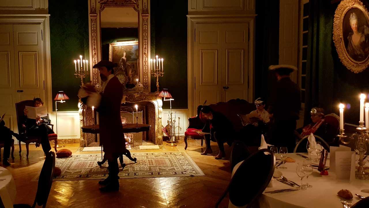 Château de Parentignat Auvergne Murder Party