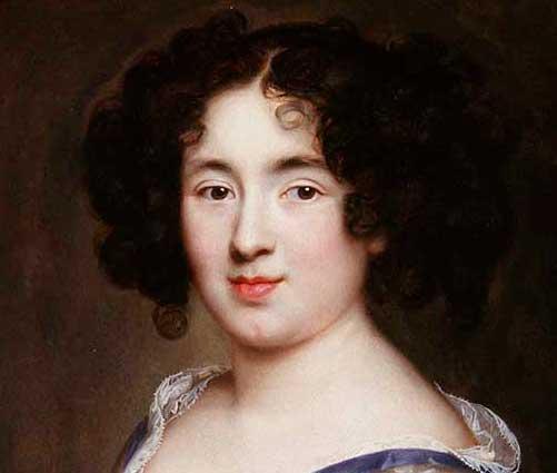 Portrait présumé de Marie Mancini